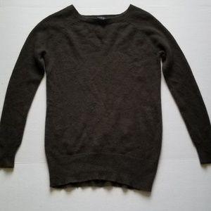 Theory womens medium cashmere sweater